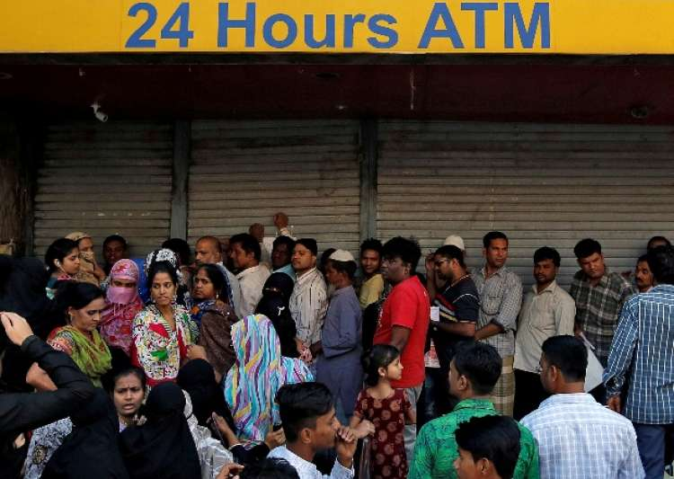 Availability of cash in ATMs worsens in few cities: Survey- India Tv