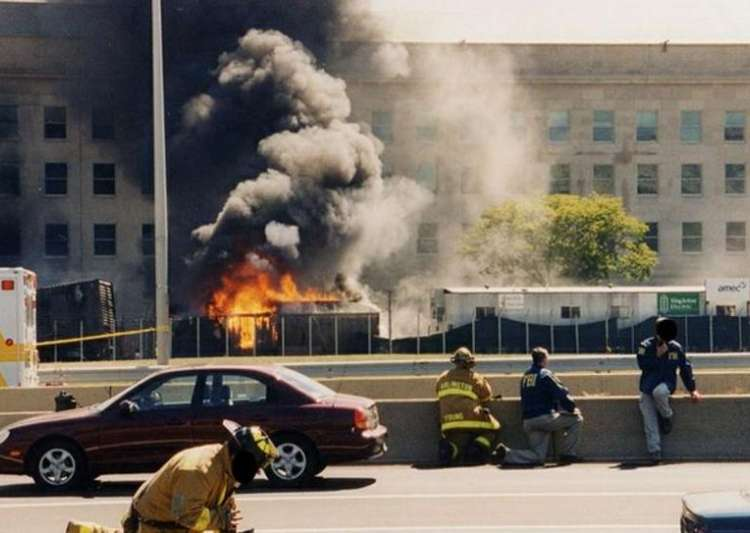 FBI releases unseen photographs of 9/11 attacks - India Tv
