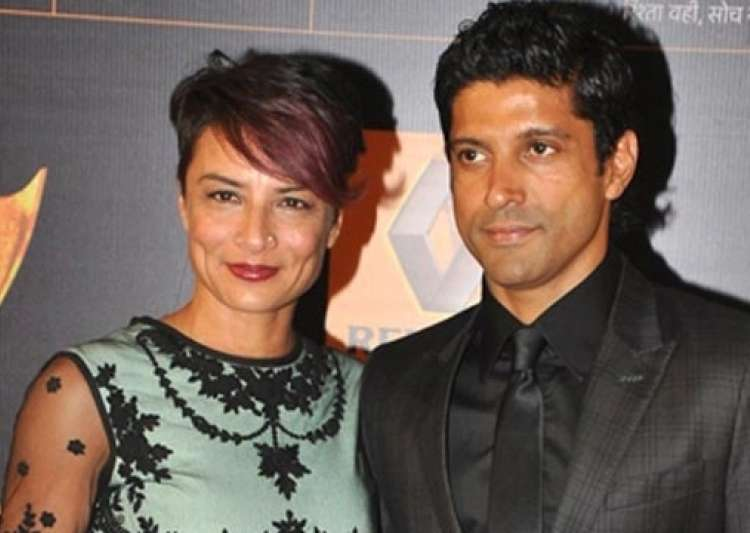 Farhan Akhtar and Adhuna Bhabani officially divorced; kids stay with mom