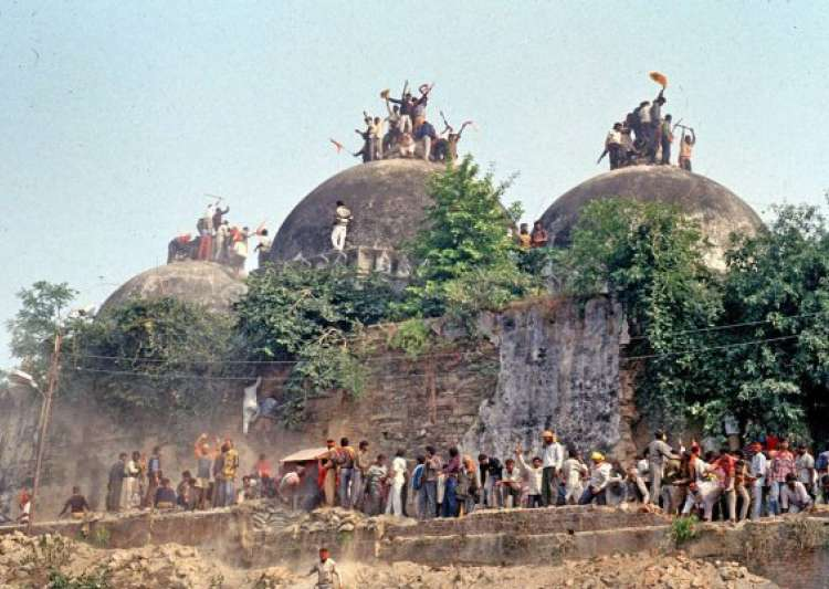 Babri Mosque - Ram Janmabhoomi place- India Tv
