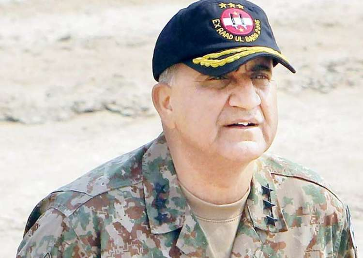 Pakistan Army Chief General Qamar Jawed Bajwa- India Tv