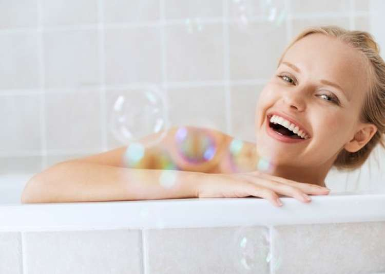 A great news for lazy people! Hot water bath has similar- India Tv