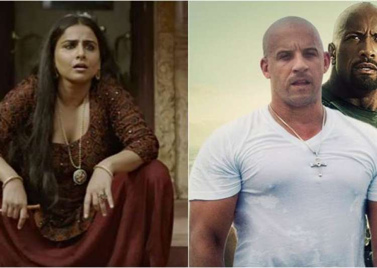 Begum Jaan Vs Fast & Furious 8- India Tv