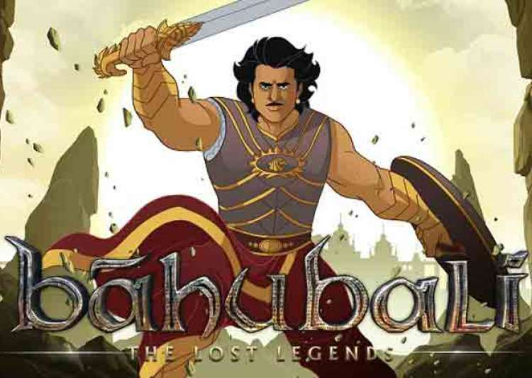 Baahubali The Lost Legends- India Tv