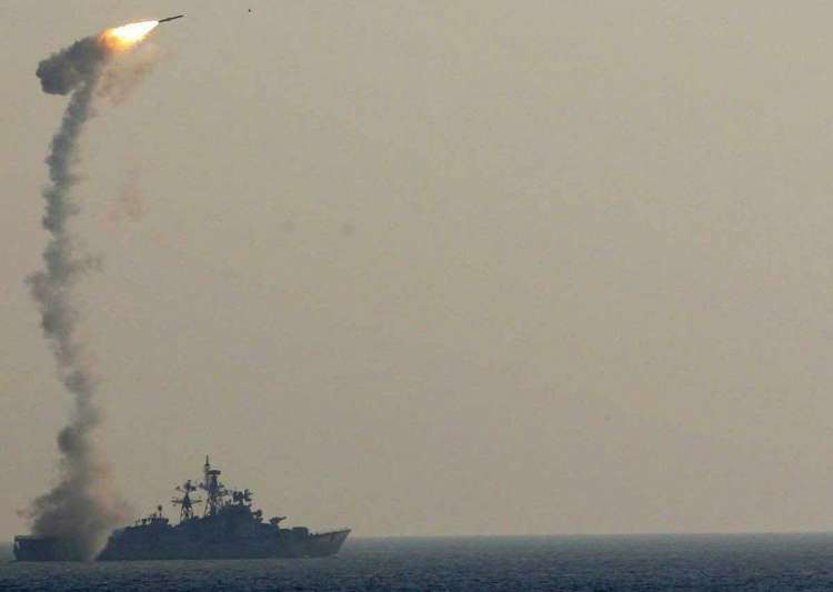 BrahMos, Indian Navy, Test Fire, Supersonic