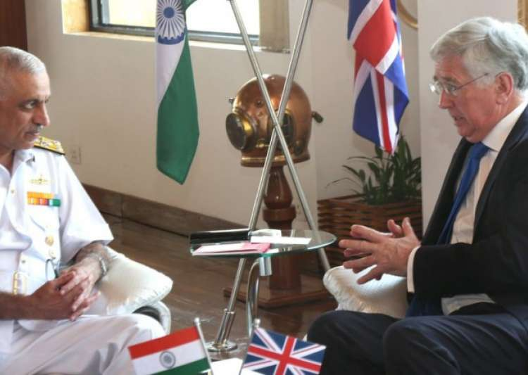 Britain offers technology transfer to India for making- India Tv