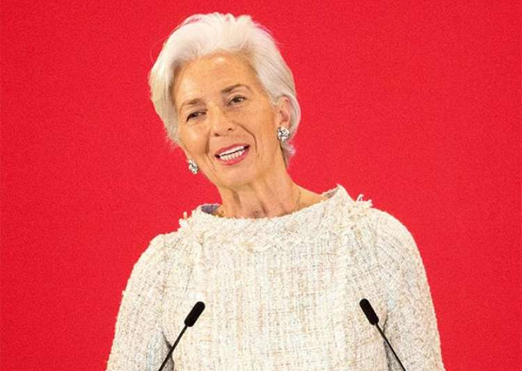 Christine Lagarde- India Tv
