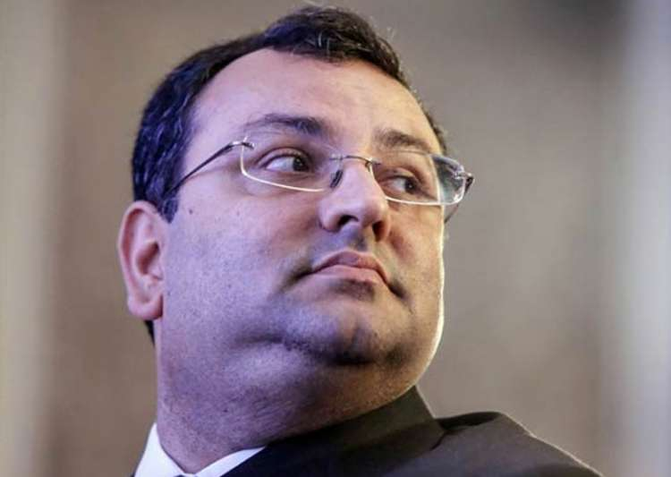 File pic of Cyrus Mistry- India Tv