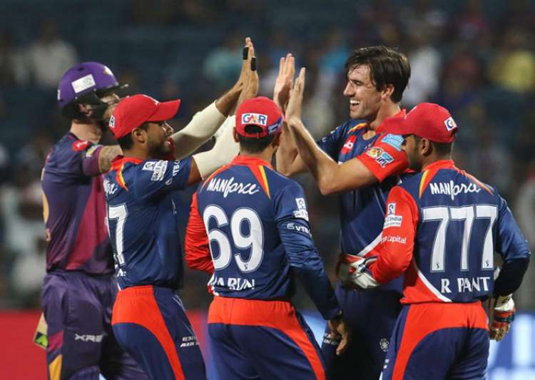 aredevils players celebrates the wicket of Ben Stokes- India Tv