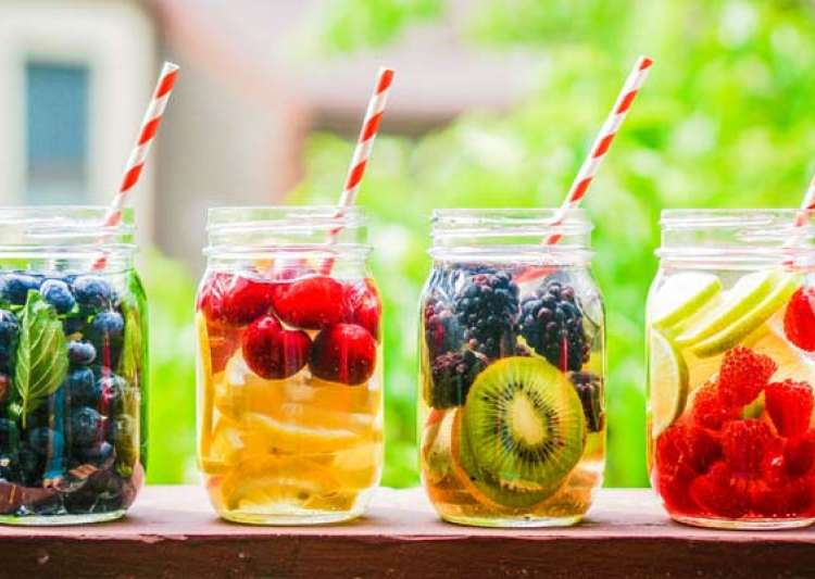 DIY: This summer, detox your body with these 6 infused- India Tv