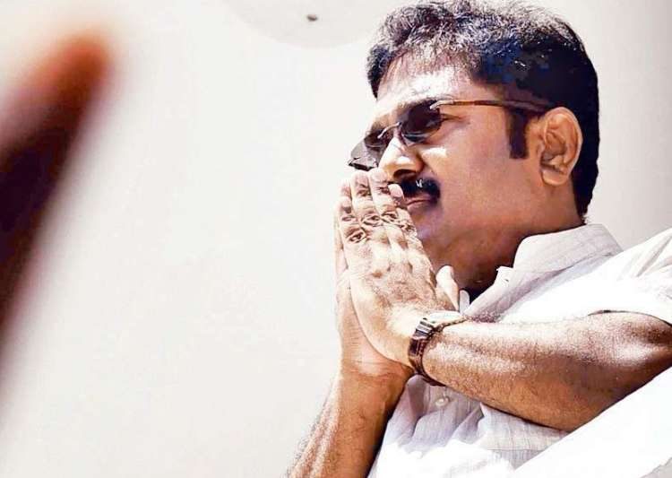 File pic of TTV Dinakaran - India Tv