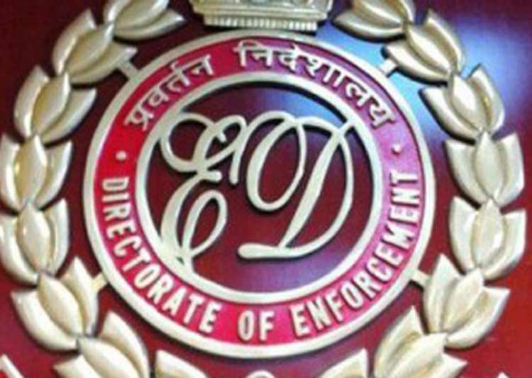 ED carries out seraches across country in corruption cases- India Tv