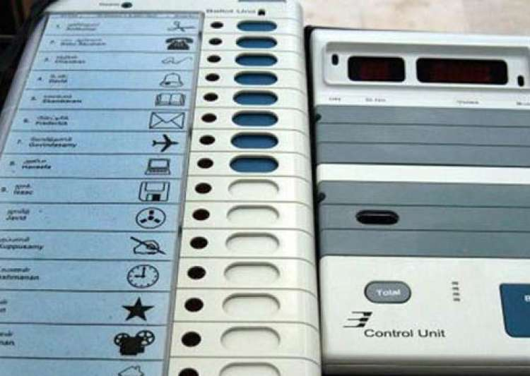 EVM Machines- India Tv