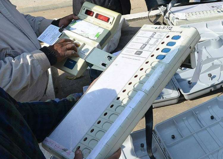 16 opposition parties urge EC to revert to paper ballots- India Tv