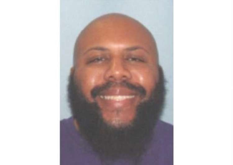US 'Facebook Killer' found dead after police chase