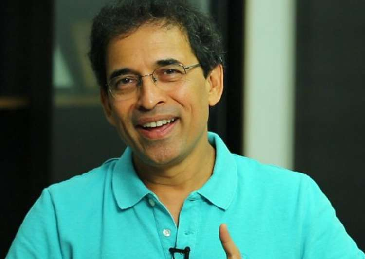 File pic - Harsha Bhogle returns to the commentary box- India Tv
