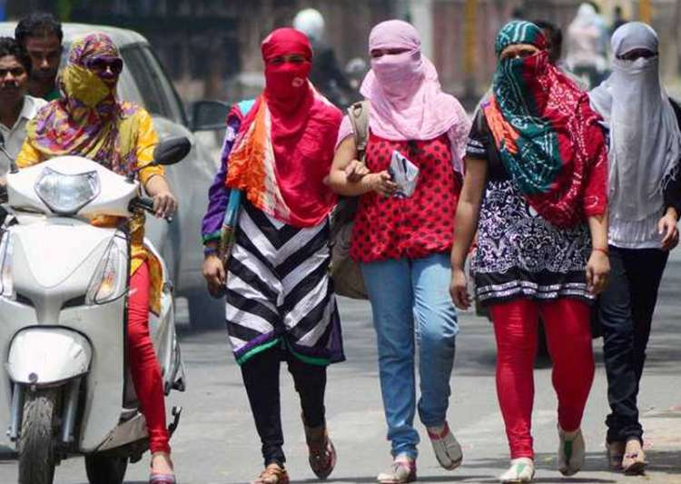 Representational pic - IMD issues heatwave alert over