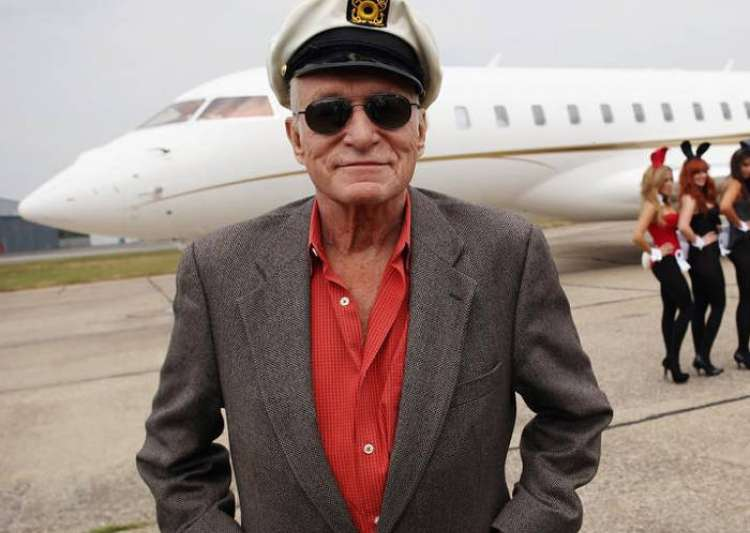 Hugh Hefner's life story in a 10-part mini-series- India Tv
