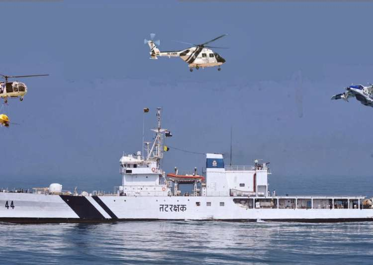 Indian Coast Guard - Representational Pic- India Tv
