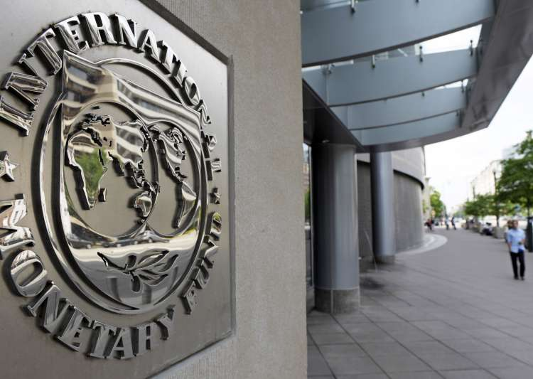 International Monetary Fund chief downplays differences with US