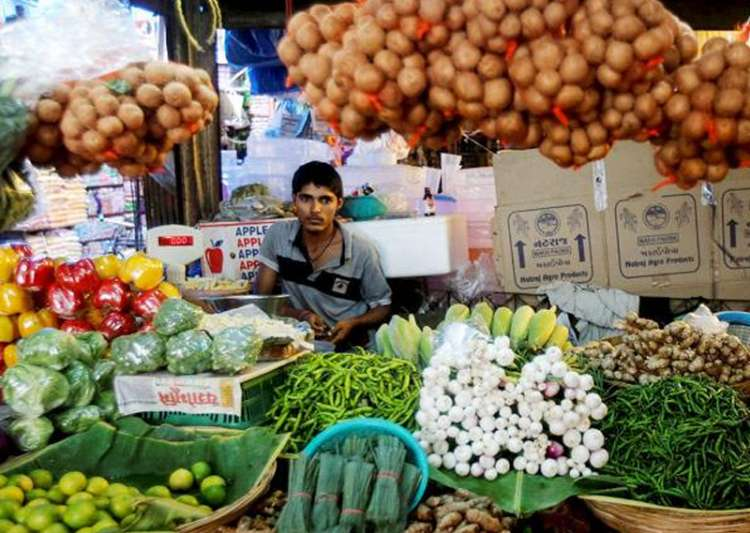 Representational pic - Wholesale inflation falls to 5.70 pc- India Tv