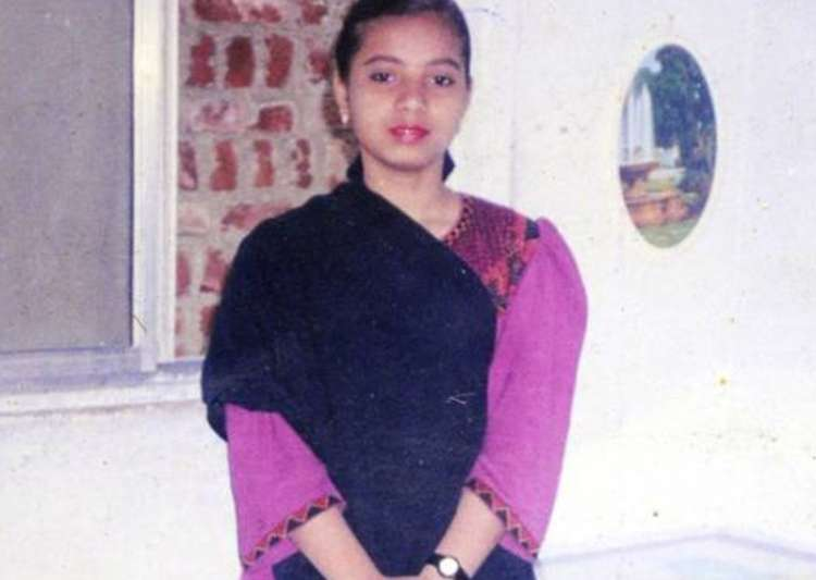 File pic of Ishrat Jahan- India Tv