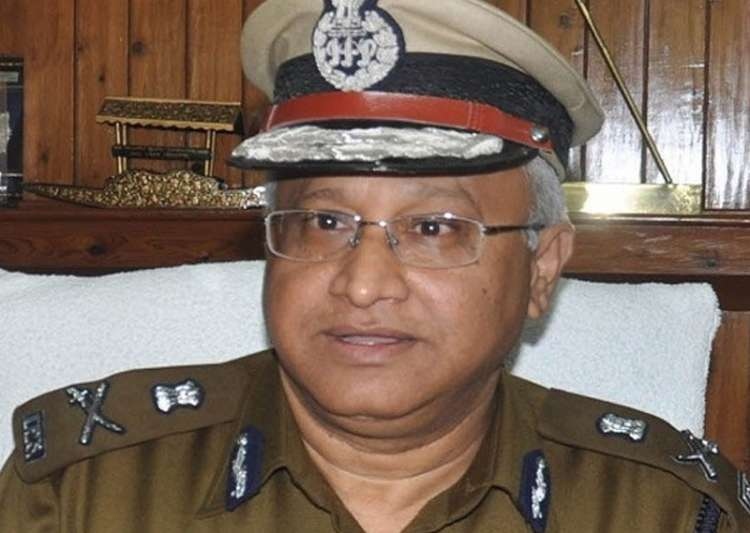 File pic of Uttar Pradesh Director General of Police DGP- India Tv