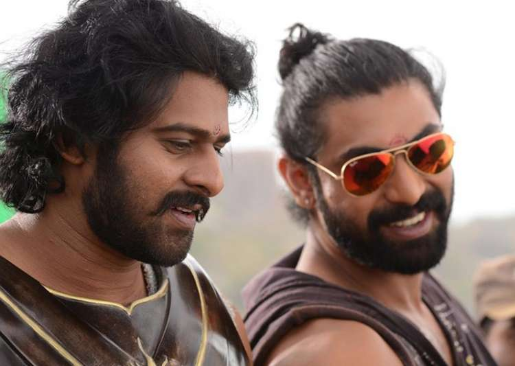 Baahubali actors Prabhas and Rana Daggubati- India Tv
