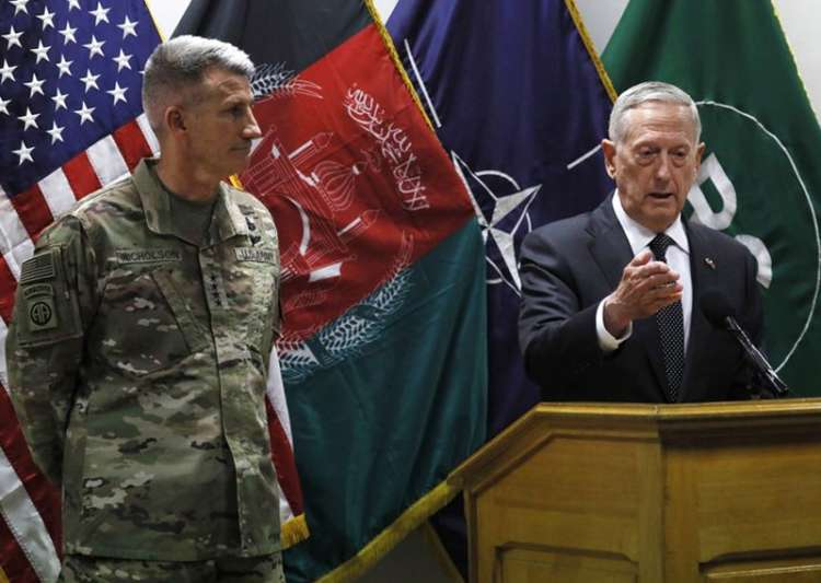 Afghan army chief, defense minister resign over Taliban attack