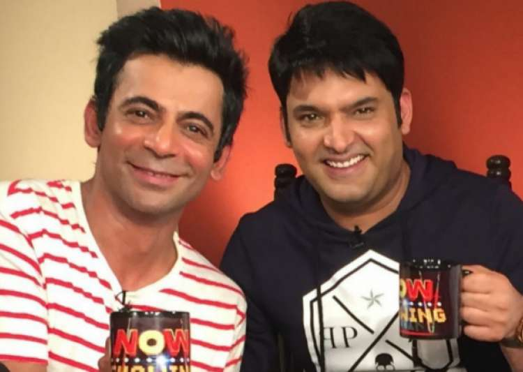 Sunil Grover and Kapil in a different shows – will they- India Tv