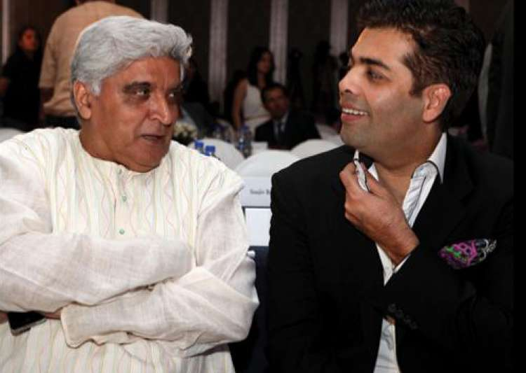 Javed Akhtar on Karan Johar's twins - India Tv