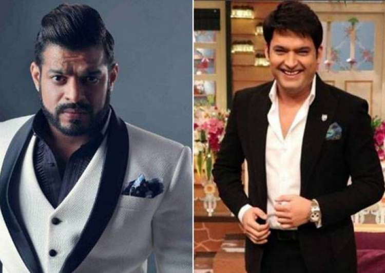 Kapil Sharma, Karan patel- India Tv