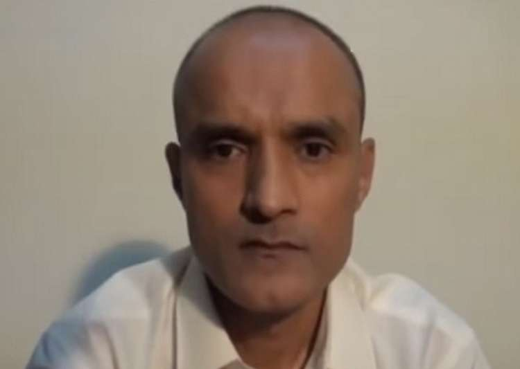 File pic of Kulbhushan Jadhav- India Tv
