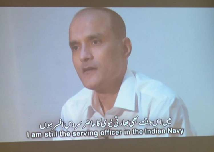 Sharif-Bajwa meeting comes two days after Kulbhushan- India Tv