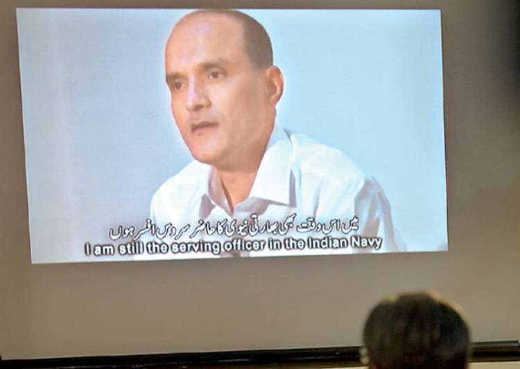 Next hearing in Kulbhushan Jadhav case in ICJ likely on May- India Tv