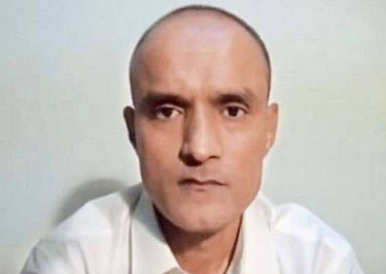 File pic of Indian national Kulbhushan Jadhav - India Tv