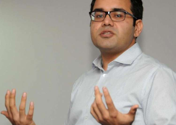 Snapdeal co-founder and CEO Kunal Bahl had to later tweet a- India Tv