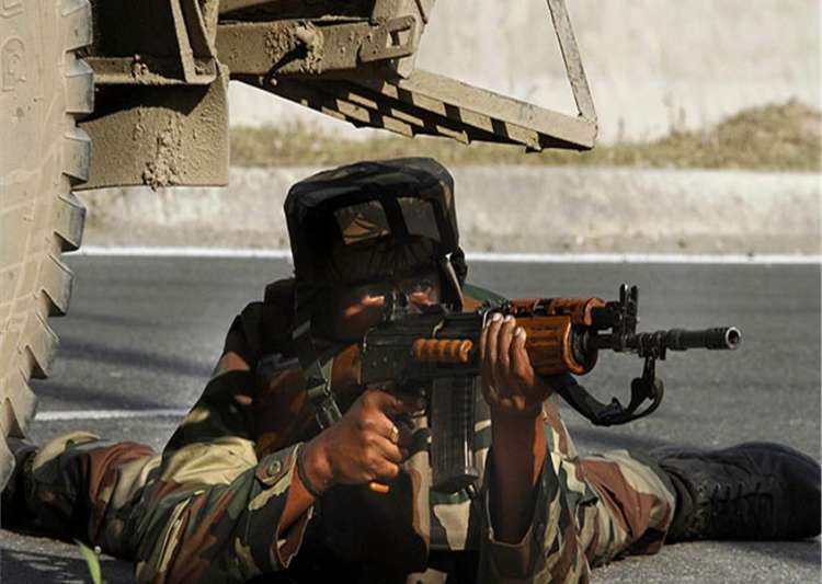 Junior commissioned officer killed in explosion near LoC in- India Tv