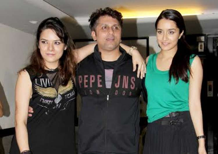 Mohit Suri enjoys with Half Girlfriend and Ek Villan cast