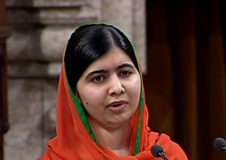 Malala Yousafzai receives Canadian citizenship- India Tv