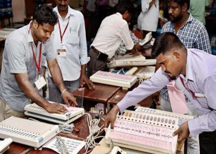 The by-elections were held in Mallapuram on April 12- India Tv