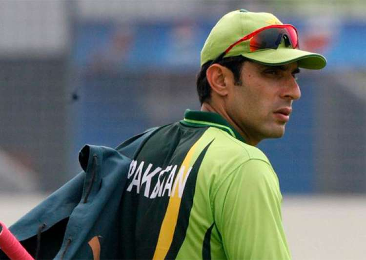 Misbah bids adieu to int'l cricket, regrets not leading- India Tv