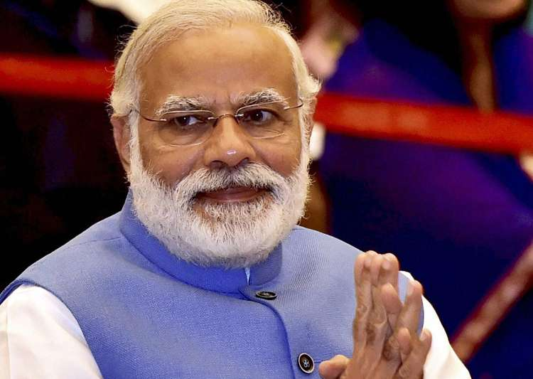 Don't let your setbacks dampen your spirit, PM Modi tells- India Tv