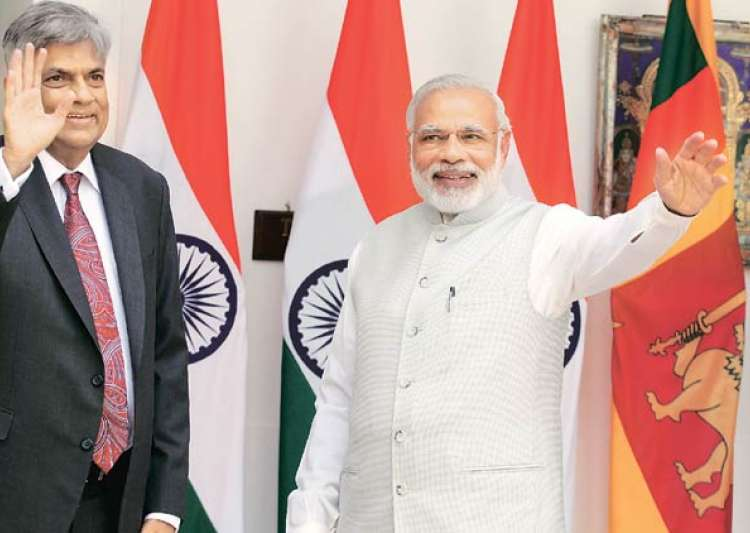To counterpoise China, Sri Lanka to offer port development- India Tv