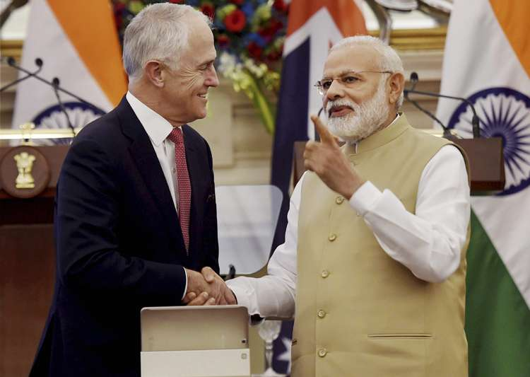 India, Australia sign pact to expand counter-terror- India Tv