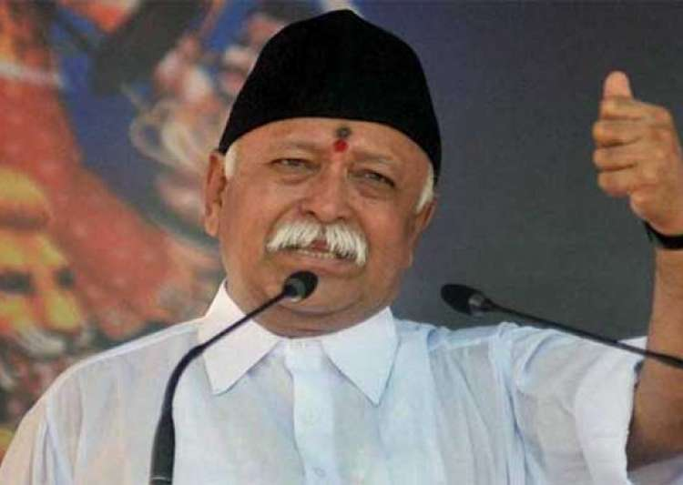 Mohan Bhagwat seeks nationwide ban on cow slaughter