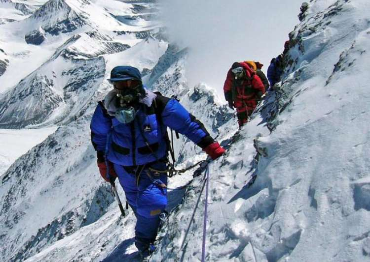 Nepal, Kathmandu, Mount Everest, Mountain Climbers- India Tv