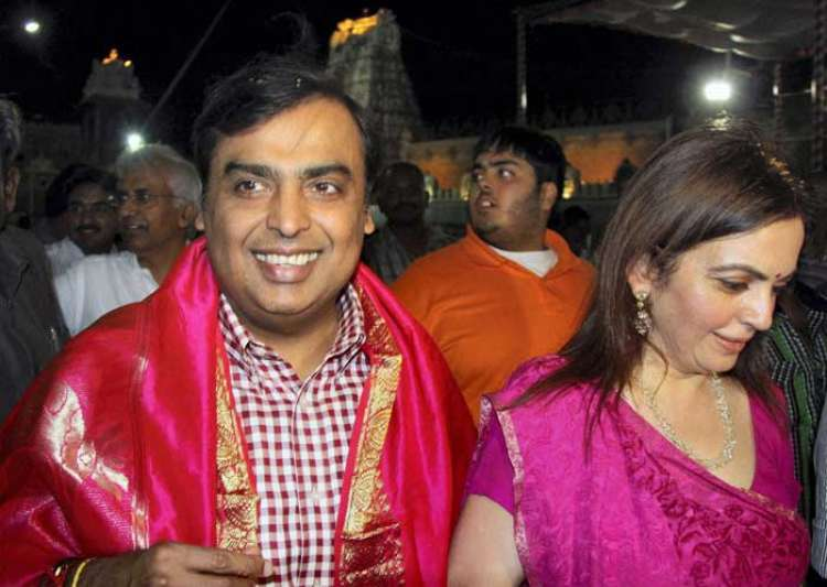 Mukesh Ambani donates medical equipment to Shirdi temple- India Tv