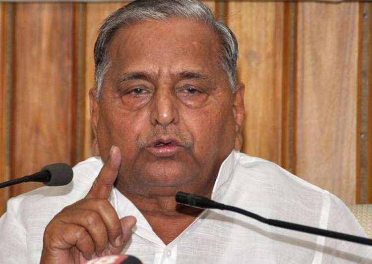 File pic of SP leader Mulayam Singh Yadav - India Tv