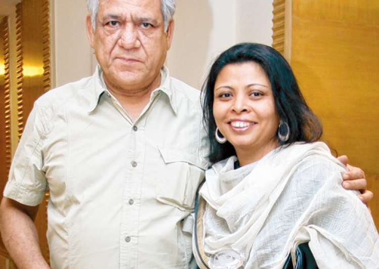 Nandita Puri on Om Puri ghost video- India Tv